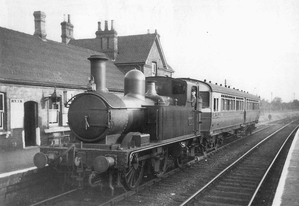 Alcester Station