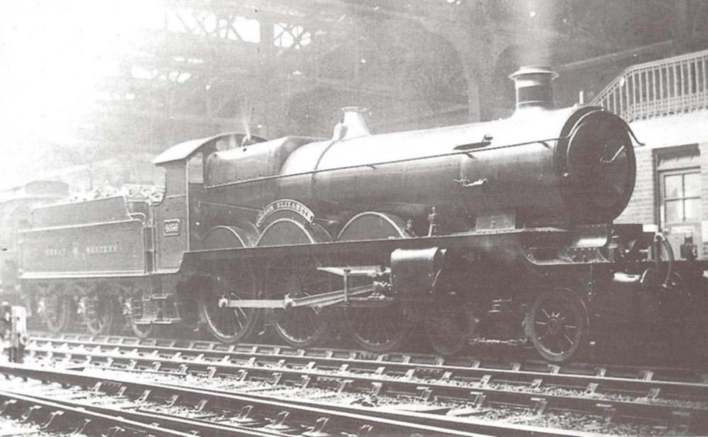 Birmingham Snow Hill Station Gwr 4 6 0 40xx Star Class