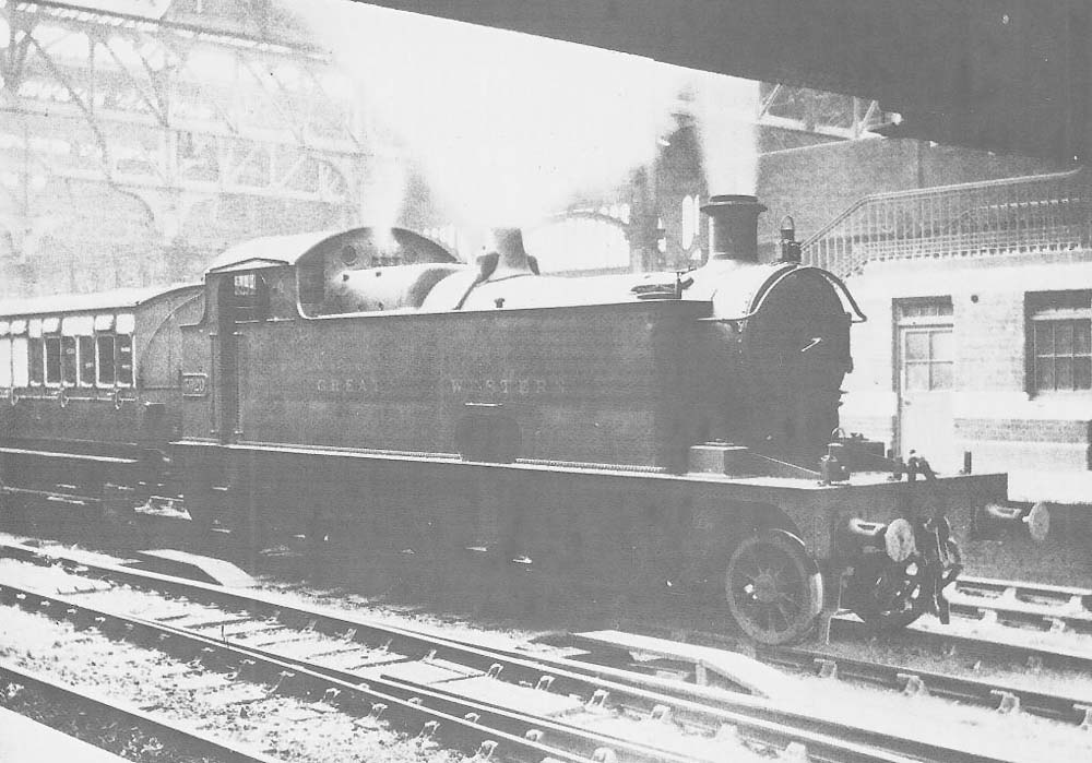 Birmingham Snow Hill Station Great Western Railway 39xx