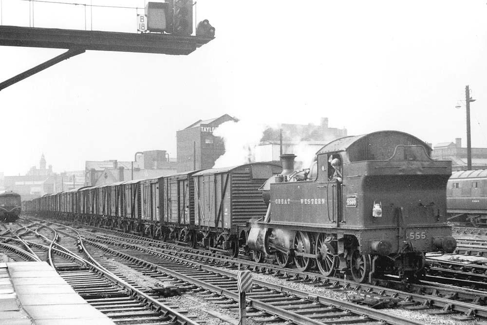 Birmingham Snow Hill British Railways Period Locomotives