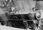Great Western Railway 4-6-0 40xx Star class No 4058 'Princess Augusta' with express headcode