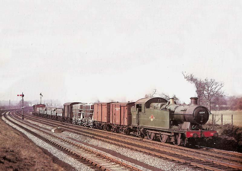Hatton Bank Ex Great Western Railway 56xx Class 0 6 2t No