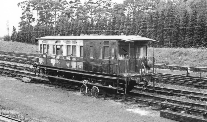 Lapworth Station  Ex