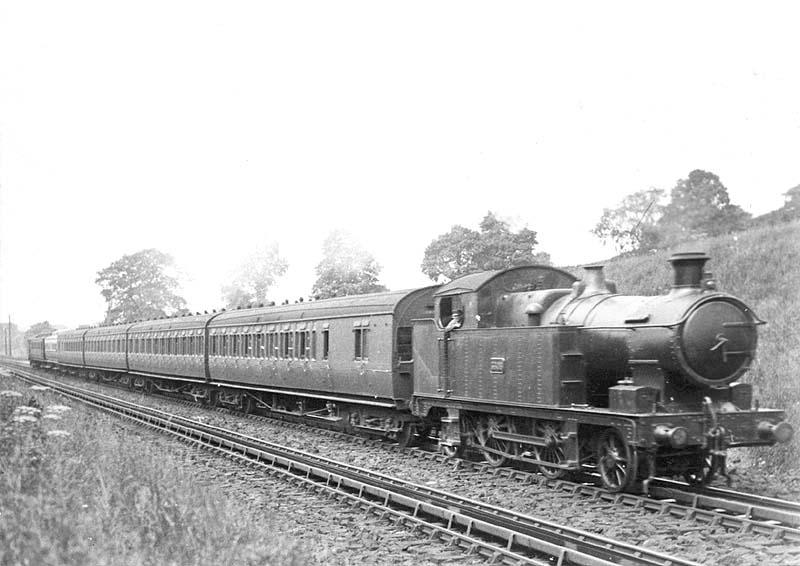 Rowington Junction Amp Troughs Gwr 36xx Class 2 4 2t No