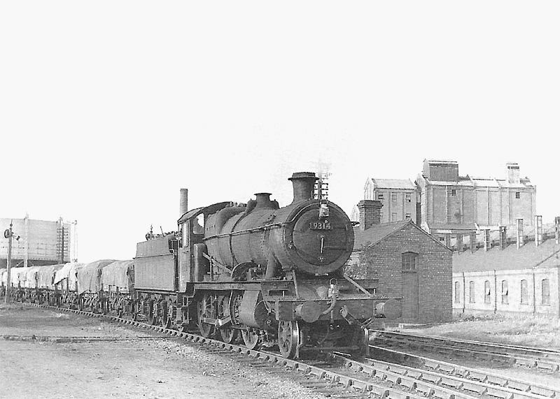 Stratford On Avon Shed Ex Great Western Railway 2 6 0