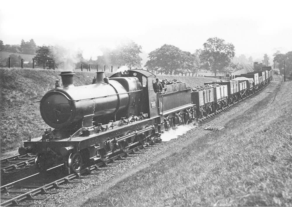 Wood End Platform Gwr 2 6 0 26xx Class No 2625 A Member