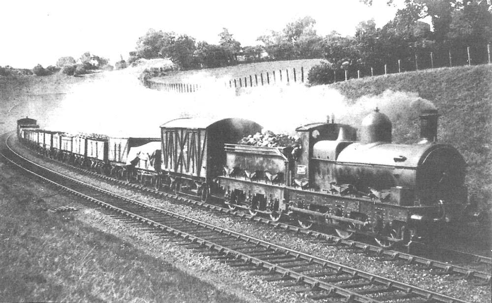 Wood End Platform Great Western Railway 0 6 0 388