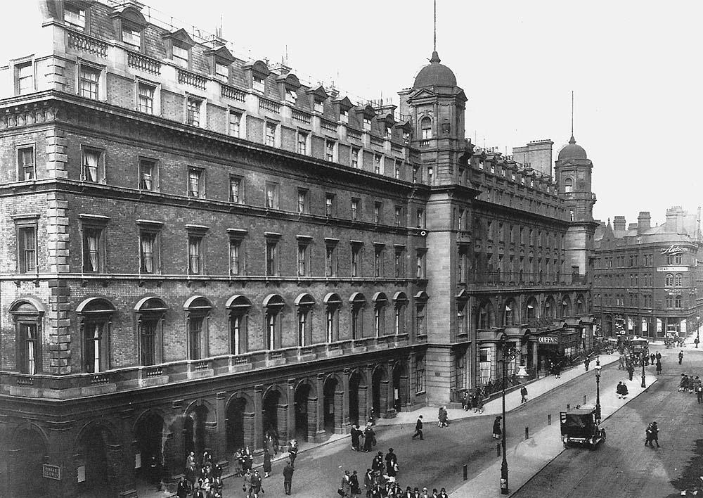 Queens Hotel New Westminster