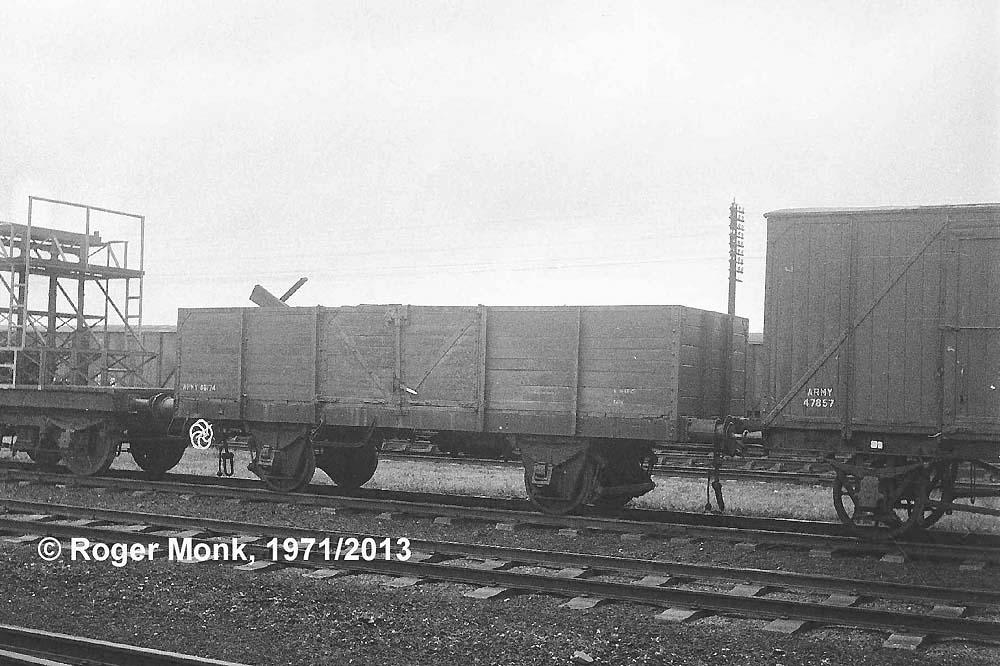 long marston central engineer park  depot   a wagon built